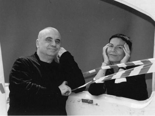 Massimiliano e Doriana Fuksas