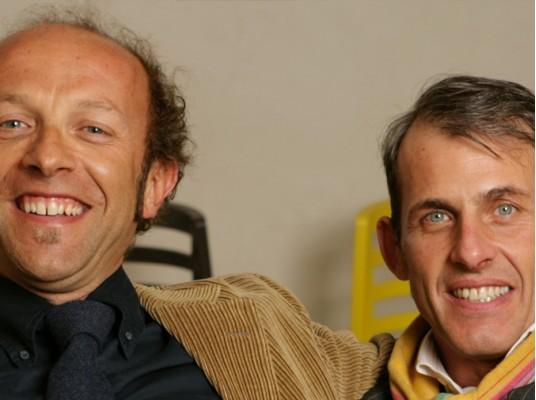 Giovanni Giacobone e Massimo Roj - Progetto CMR